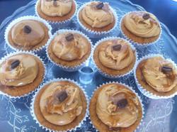 Capuccino Cupcakes