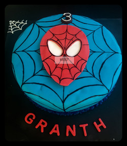 Spiderman 2D