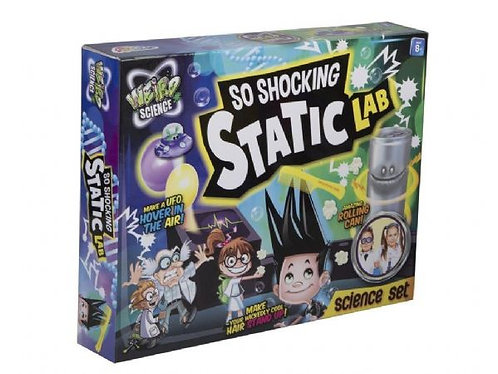 Weird Science - So Shocking Static Lab