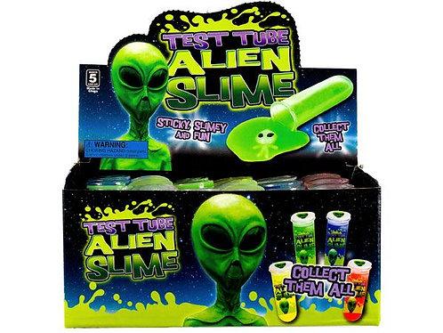 Alien test tube slime