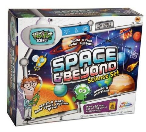 Weird Science - Space and beyond science kit