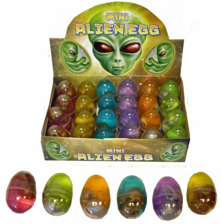 Baby World - Alien Embryo In Outer Space Putty