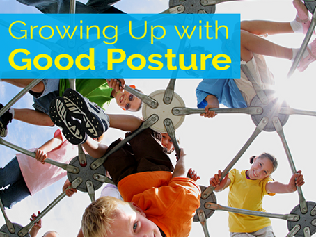 Growing Up with Good Posture