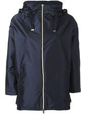 Herno waterproof hooded coat