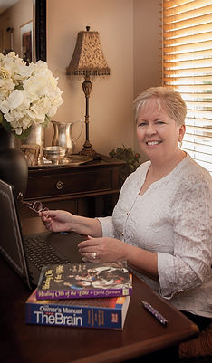 Betsy K. Ridgway, M.S. author, speaker and seeker of Sparkling Hope.