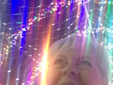 Sparkling Joy!