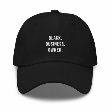 Black. Business. Owner. - Limited Edition - $25.99