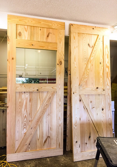 Pantry Model Barn Door