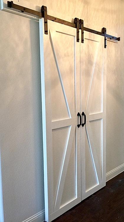 Arrow Model Barn Door
