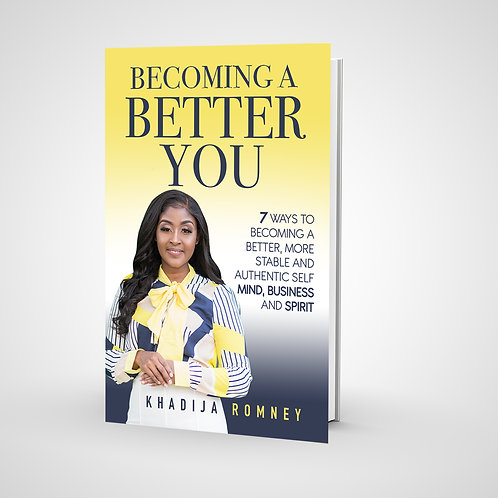 Becoming a Better You Book