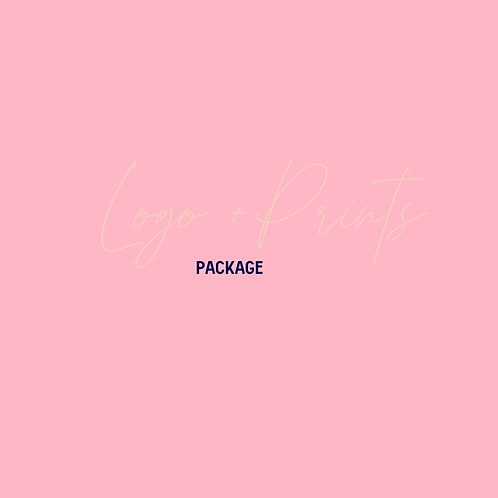 Simple Text Logo Package