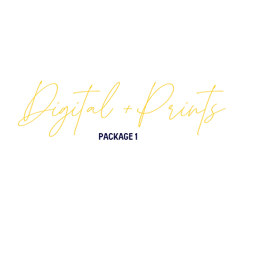 Digital Media + Prints Package 1