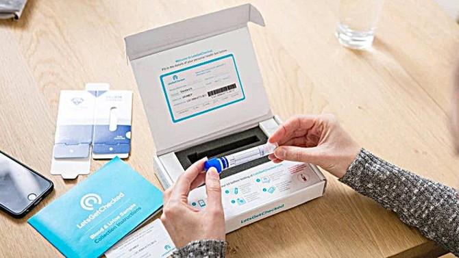 Want Medical Tests at Home?