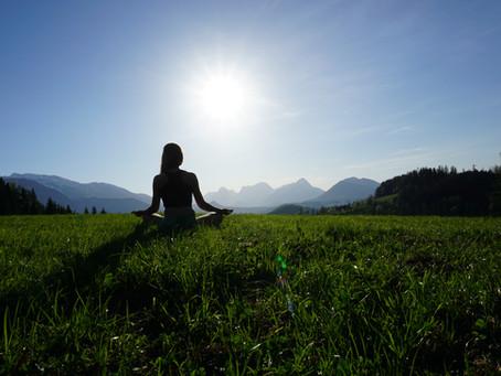 Die Meditation hält mich am Leben