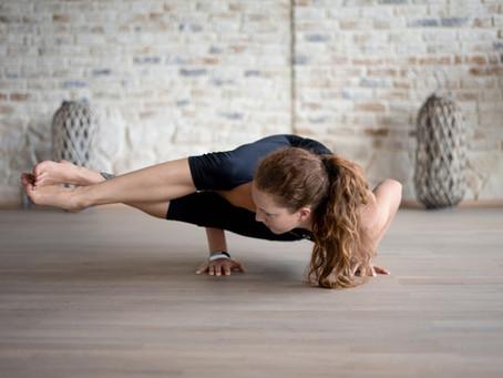 Kann ich mit Yoga abnehmen oder Muskeln aufbauen?