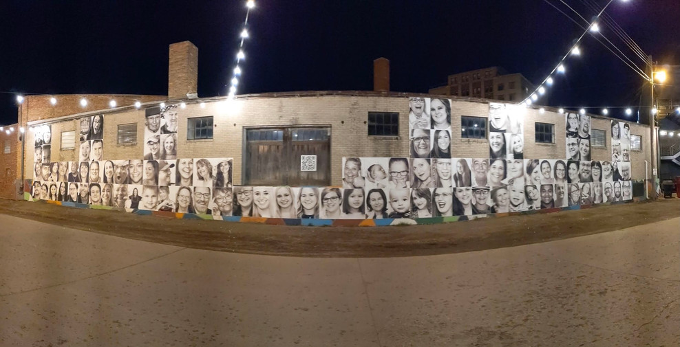 """We Call Minot HomeThe """"We Call Minot Home"""" initiative celebrated the diverse stories of why 100 people are making Minot home."""