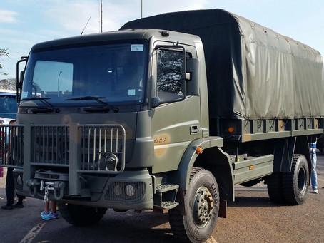 El Ministerio de Defensa de Argentina comprará 54 nuevos camiones 4x4 para el Ejército Argentino