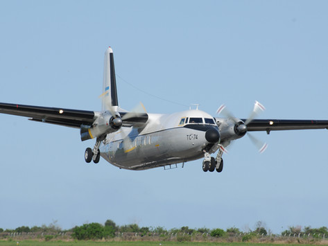 Recuperación de aviones de transporte: Cuándo se justifica o no.