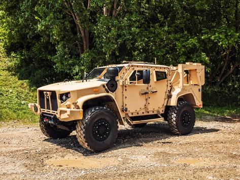 La Infantería de Marina de Brasil anuncia la compra de camiones Unimog y blindados JLTV