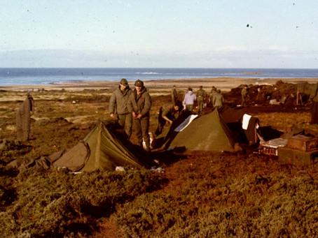 La defensa antiaérea de la Fuerza Aérea Argentina en la BAM Malvinas