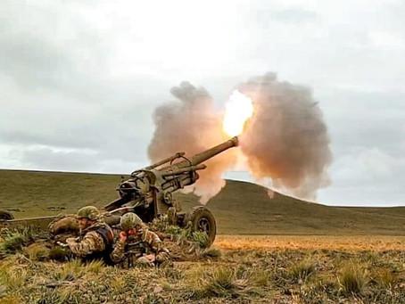 El Arma de Artillería del Ejército Argentino