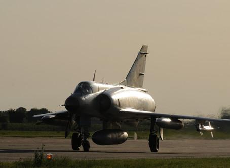 Emergencias en un avión de combate: ¡Situación riesgosa para la que debemos estar preparados!