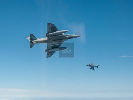 Conjuntez en la defensa aérea
