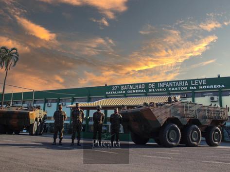 Nuevas Unidades del Ejército de Brasil reciben Guaraní