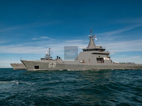 Los OPV de la Armada Argentina