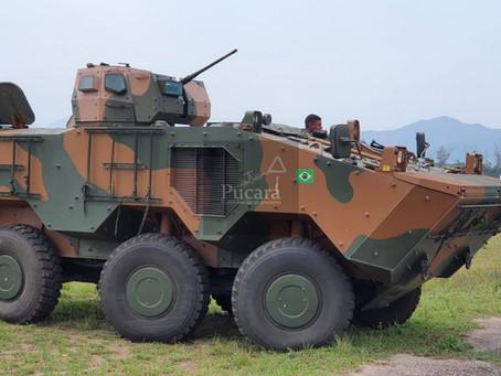 La torreta REMAN comienza a ser evaluada por el Ejército de Brasil