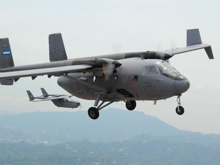 Transporte militar en Centroamérica, pequeñas distancias y grandes desafíos.