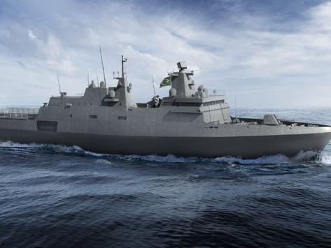 Tamandaré: Dando forma a la nueva flota de superficie para Brasil