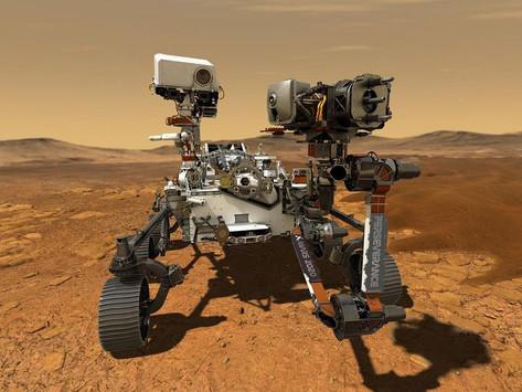 Espacio profundo: la nueva frontera. Misiones a Marte.