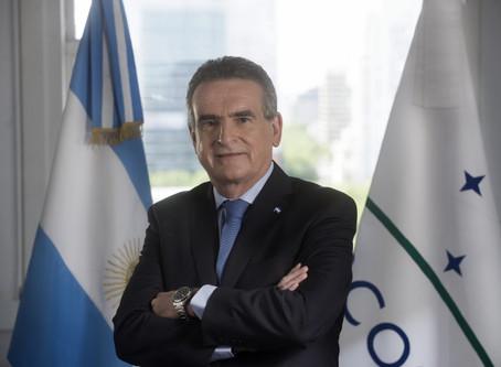 Entrevista a Agustín Rossi, ministro de defensa de Argentina