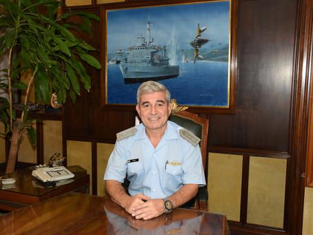 Entrevista al Brigadier Xavier Isaac, Jefe del Estado Mayor General de la Fuerza Aérea Argentina