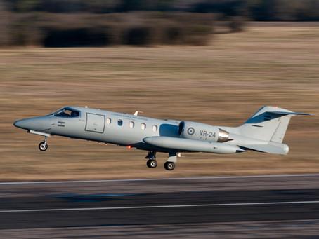 La Fuerza Aérea Argentina moderniza sus aviones