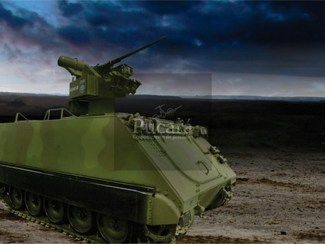 M113 con SARC Remax: una posibilidad