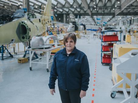 Entrevista con Mirta Iriondo, presidenta de Fadea