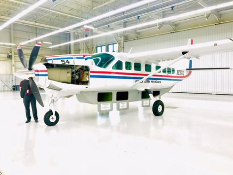 La Fuerza Aérea Paraguaya recibe dos Grand Caravan adicionales