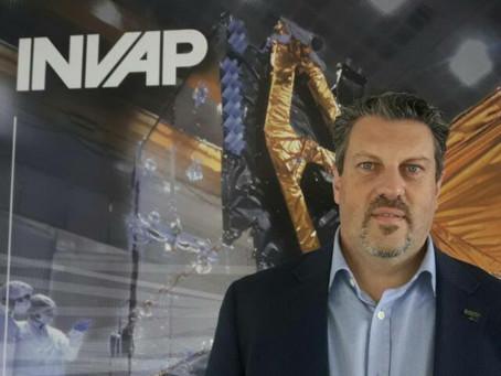 Entrevista a Gabriel Absi, Gerente del Área de Proyectos Espaciales de INVAP