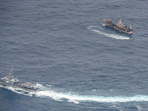 El imperialismo chino a través de la pesca