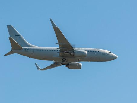 Día de la Fuerza Aérea Argentina: Desfile aéreo y declaraciones del nuevo ministro de defensa.