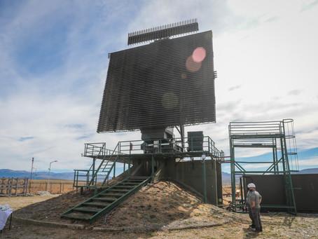 Argentina comienza la instalación de un nuevo radar RPA 240T