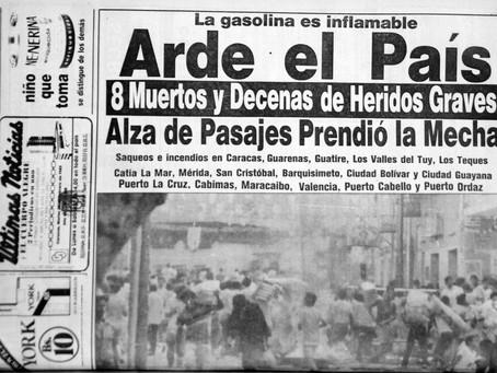 Chile y el riesgo de convertirse en Venezuela