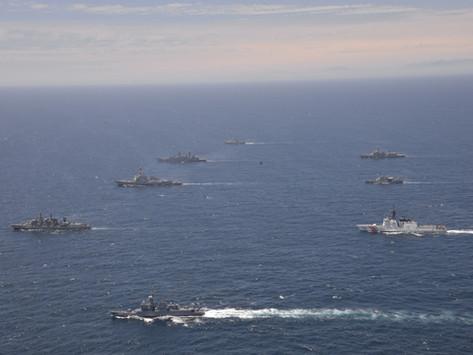 Marinas latinoamericanas, ¿patrulleros o buques de guerra?