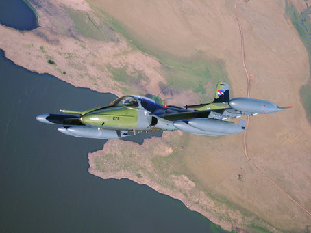 Presente y futuro de la Fuerza Aérea Uruguaya
