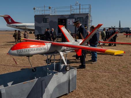 Los UAV de la Fuerza Aérea Argentina