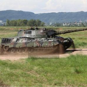 Tanques en América Latina, en la búsqueda de la modernización