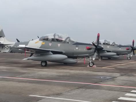 Embraer entrega Super Tucanos para Turkmenistán