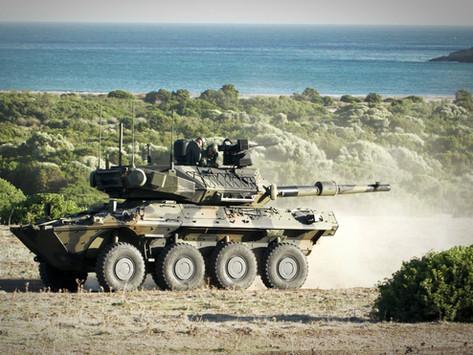 El Ejército Brasileño arranca el programa 8X8